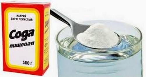 Лечение изжоги содой