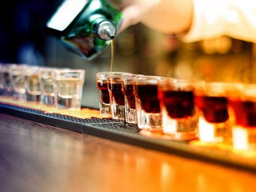 алкоголь при язве желудка
