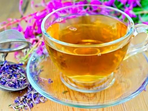 Некрепкий чай