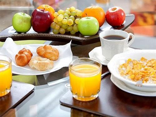 Завтрак при гастрите