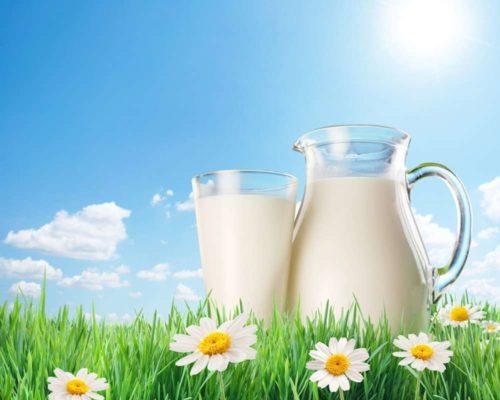 Молоко также вызывает вздутие