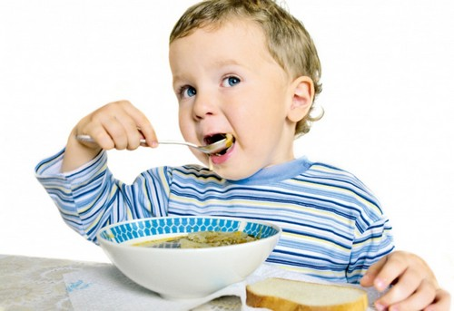 Отрыжка после приема пищи