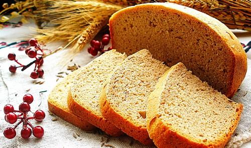 Хлеб - важный продукт для организма
