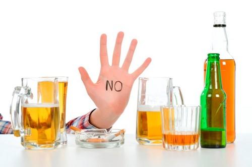 При панкреатите алкоголь строго запрещен
