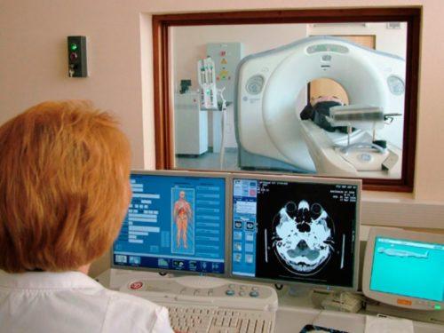 Компютерная томография (кт)