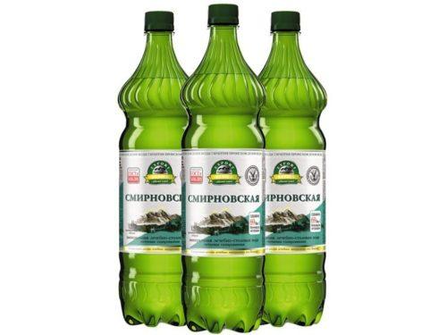 Смирновская - вода лечебно-минеральная