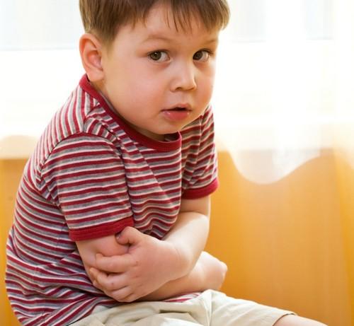 Проявления ахалазии у детей