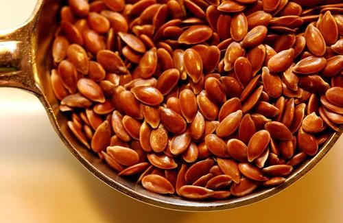 Семена льна укрепляют иммунитет