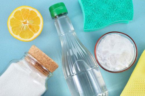 Сода с уксусом