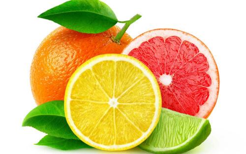Не разрешается кушать при изжоге лимон, грейпфрут, апельсин