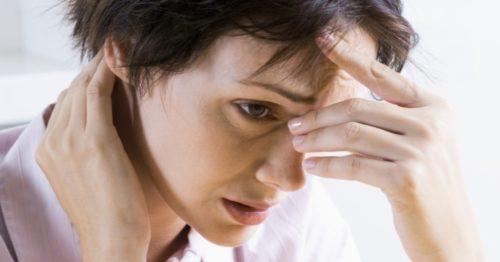Состояние, вызванное истерикой может стать причиной дисфагии