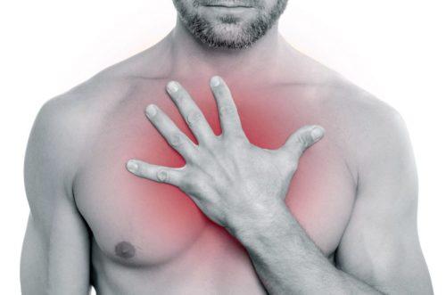 Изжога и боль в пищеводе при глотании
