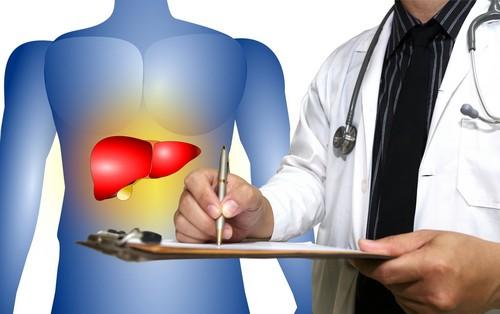 Обращение к врачу-гепатологу
