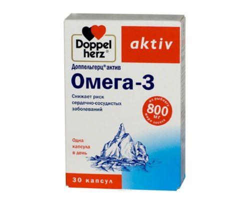 Допельгерц Омега-3