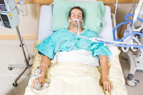 Пациент без сознания