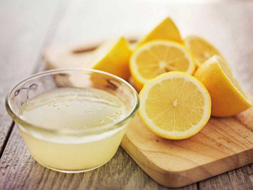 Лимонный сок при очистке желчного пузыря