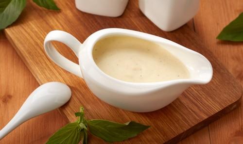 Молочный соус бешамель