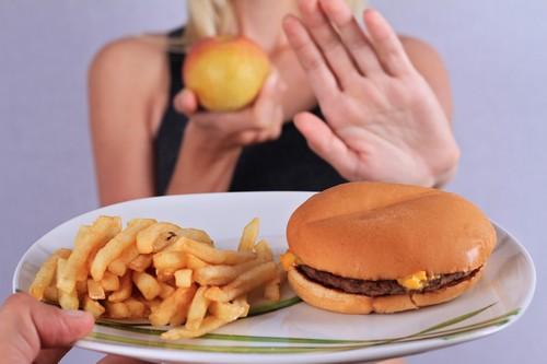 Отказ от жирного и жареного