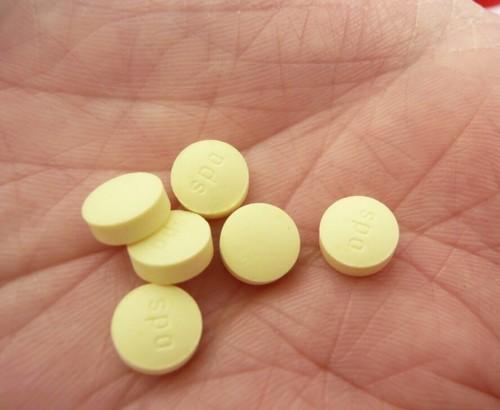 Как выглядят таблетки Но-Шпы