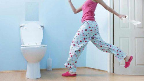 Развитие хронической диареи
