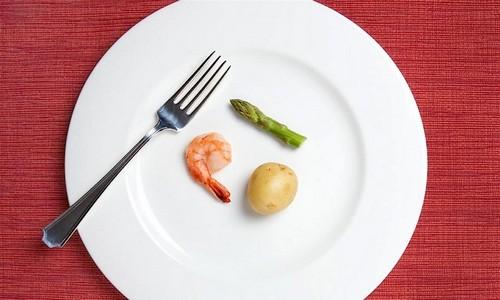Процедура предусматривает сухой голод