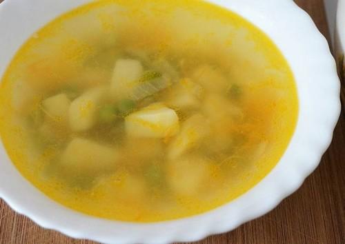 Классический картофельный суп
