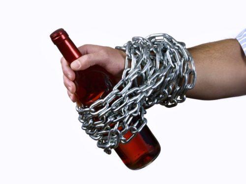 Зависимые от алкоголя