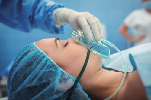 Операция по удалению поджелудочной железы проводится под общим наркозом